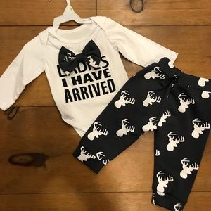 Matching Sets - Coming home outfit